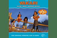 Yakari - Kleine Jäger/Großer Grizzly - (CD)