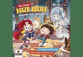 Der Kleine Hui Buh - Der kleine HUI BUH 03: Die wilde Koboldjagd / Der fluchende Papagei  - (CD)