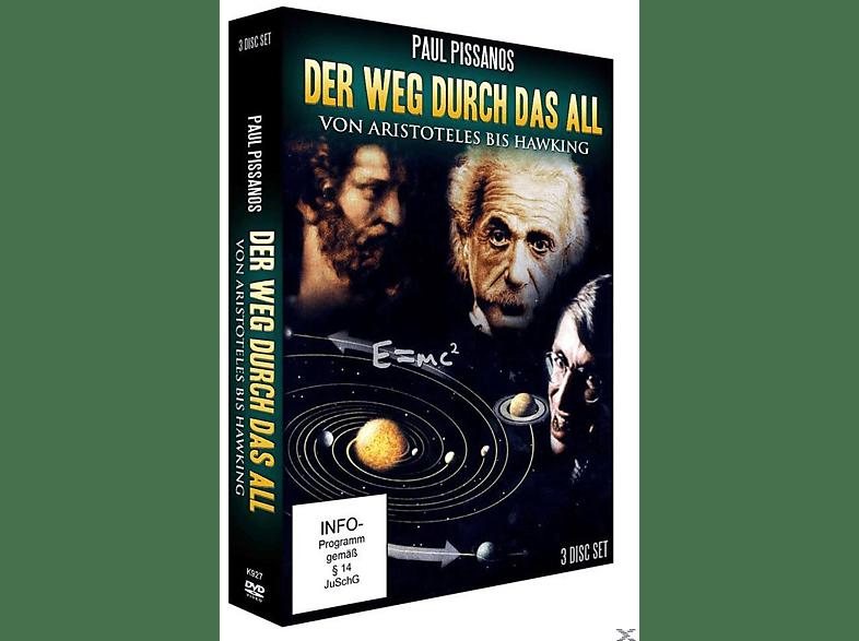 Der Weg durch das All – Von Aristoteles bis Hawking [DVD]