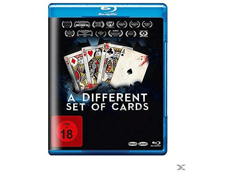 A DIFFERENT SET OF CARDS [Blu-ray]
