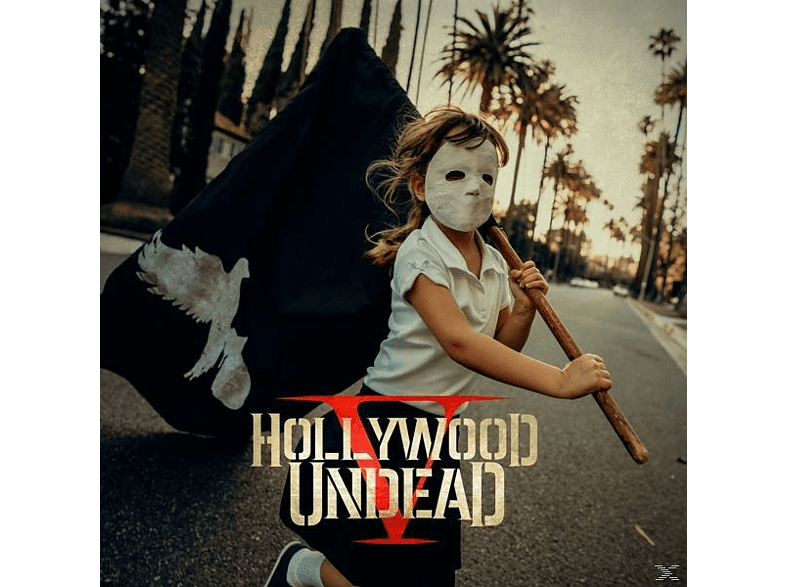 Hollywood Undead - Five [Vinyl]