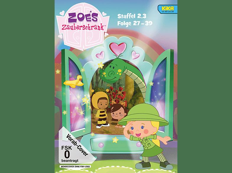 Zoés Zauberschrank - Staffel 2.3 [DVD]
