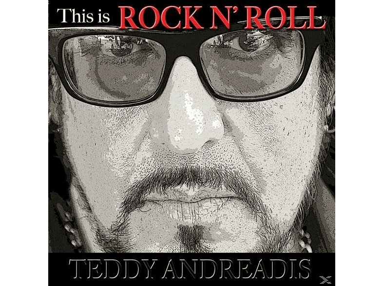Teddy Andreadis - This Is Rock N' Roll [CD]