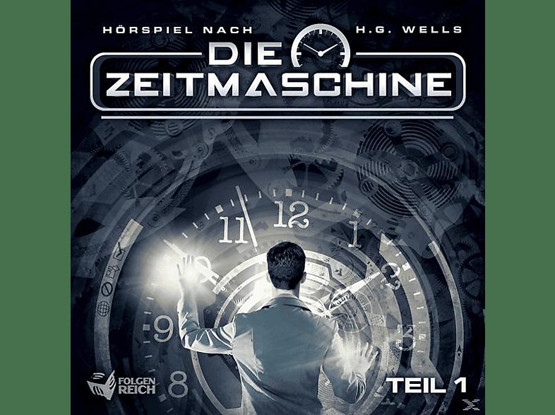 Zeitmaschine - Die Zeitmaschine-Teil 1 (Hörspiel) - (CD)