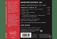 Gundula Janowitz, Grace Bumbry, Jess Thomas, George London, Chor Und Orchester Der Bayreuther Festspiele - Sinfonie 9 [CD]