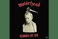 Motörhead - What's Words Worth-Live 1978 (Red Vinyl) [Vinyl]