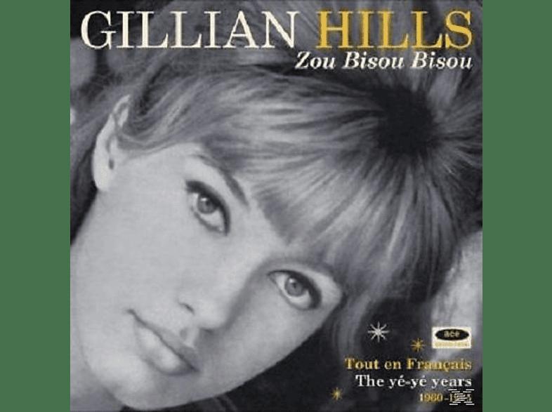 Gillian Hills - Zou Bisou Bisou-The Ye'-Ye' Years 1960-1965 [CD]