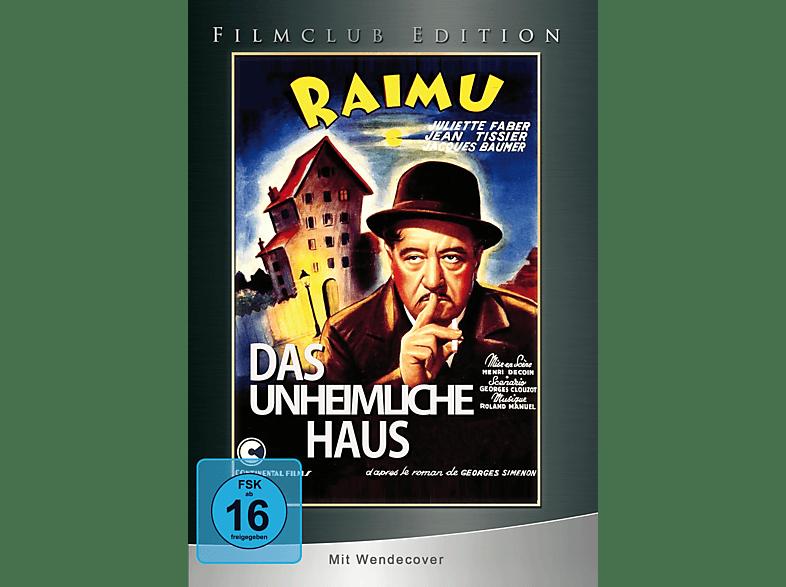 Das unheimliche Haus [DVD]