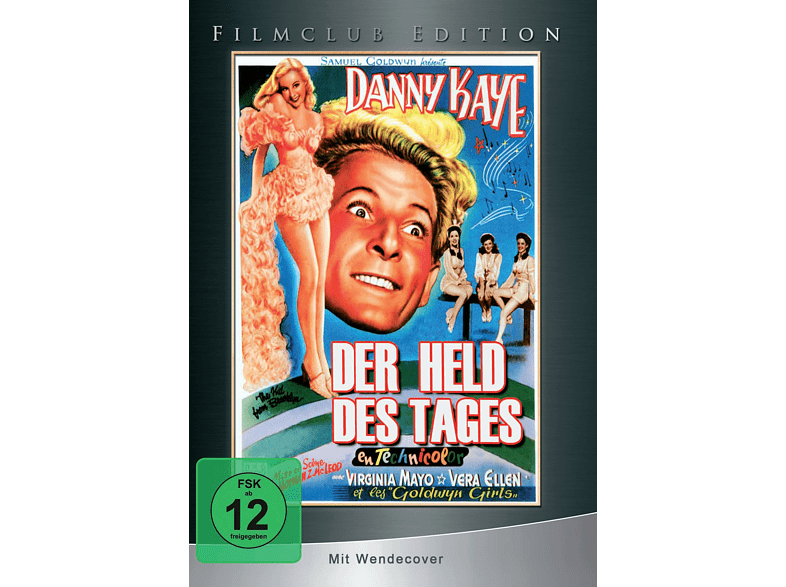 Der Held des Tages - Filmclub Edition 5 [DVD]
