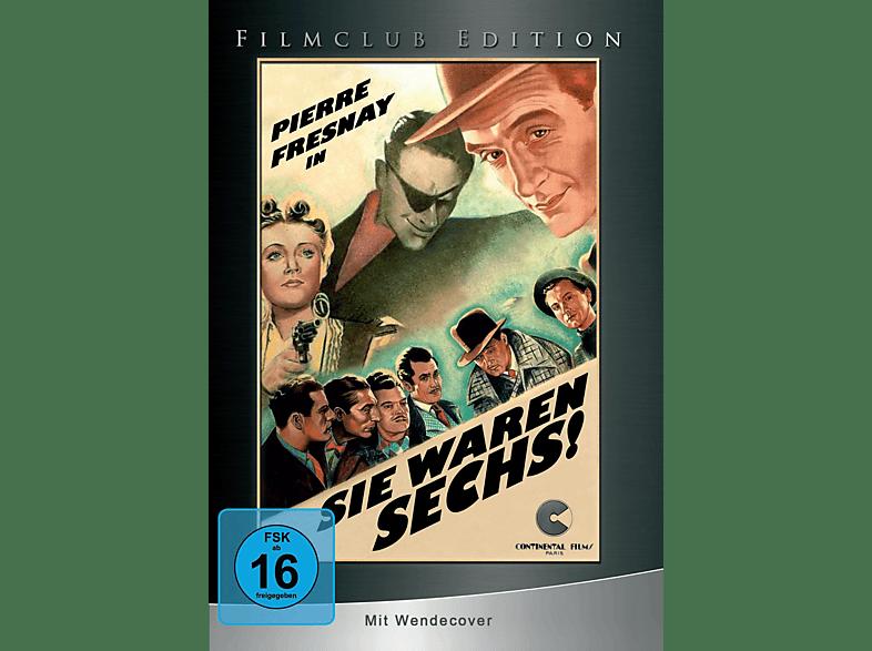 Sie waren Sechs [DVD]