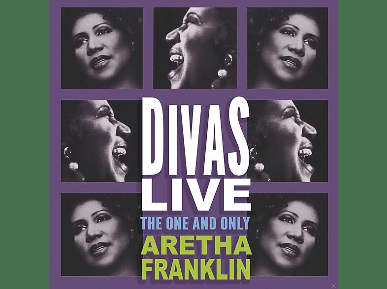 Aretha Franklin - Divas Live [CD]