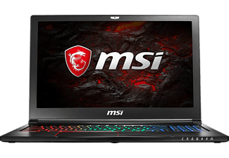 MSI Gaming laptop GS63VR 7RG Stealth Pro Intel Core i7-7700HQ (GS63VR 7RG-046BE)