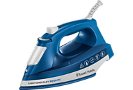 RUSSELL HOBBS 24830-56 Light & Easy Dampfbügeleisen (2400 Watt, Antihaftversiegelte Keramik)