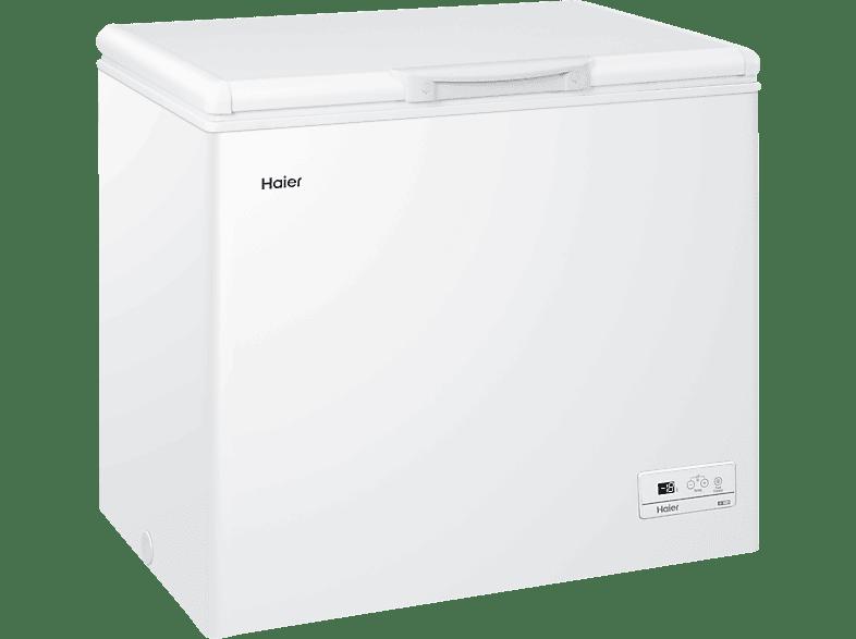 HAIER HCE233S Gefriertruhe (A++, 186 kWh/Jahr, 223 l)
