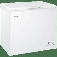 HAIER HCE233S Gefriertruhe (A++, 186 kWh/Jahr, 223 Liter, 880 mm hoch)