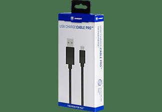SNAKEBYTE SB910494 PS4 USB CHARGE:CABLE PRO (4M) USB Ladekabel, Schwarz/Blau
