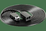 SNAKEBYTE Controller Verlängerungskabel (SNES®/NES® Classic Edition / SNES®/NES® Classic mini) , Verlängerungskabel, Schwarz