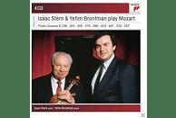Isaac Stern, Yefim Bronfman - Stern and Bronfman Play Violin Concertos [CD]