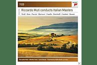 Riccardo Muti, Orchestra Filarmonica Della Scala, VARIOUS - Riccardo Muti Conducts Italian Masters [CD]