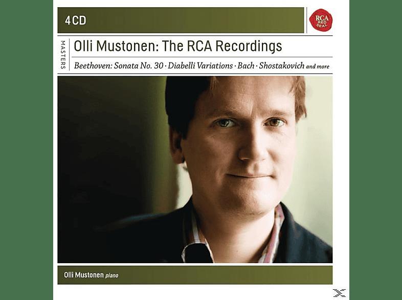 VARIOUS - Olli Mustonen-The RCA Recordings [CD]