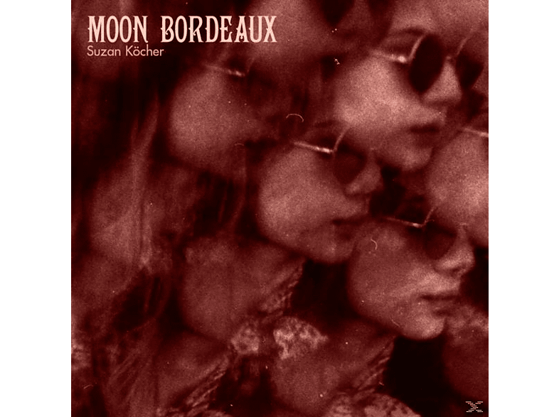 Suzan Koecher - Moon Bordeaux [CD]