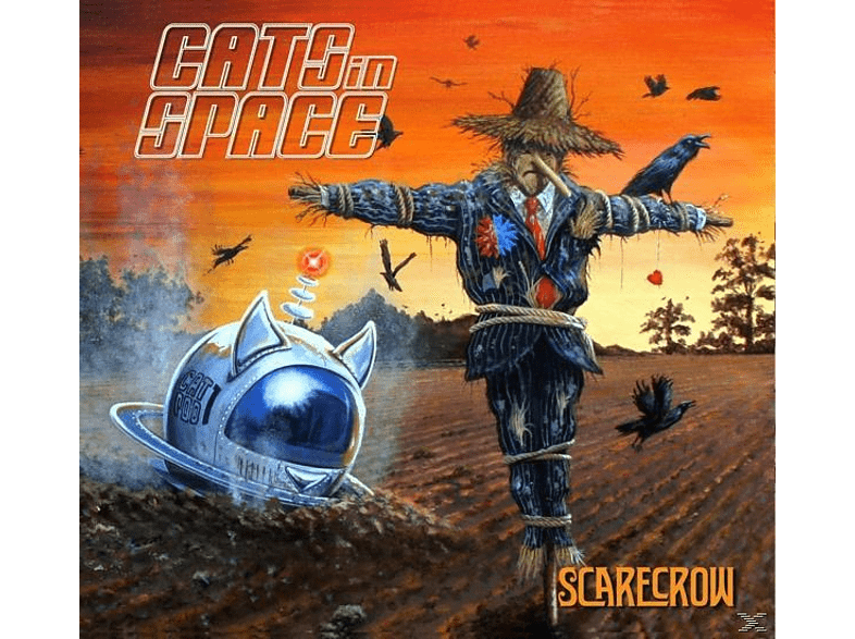 Cats In Space - Scarecrow [CD]