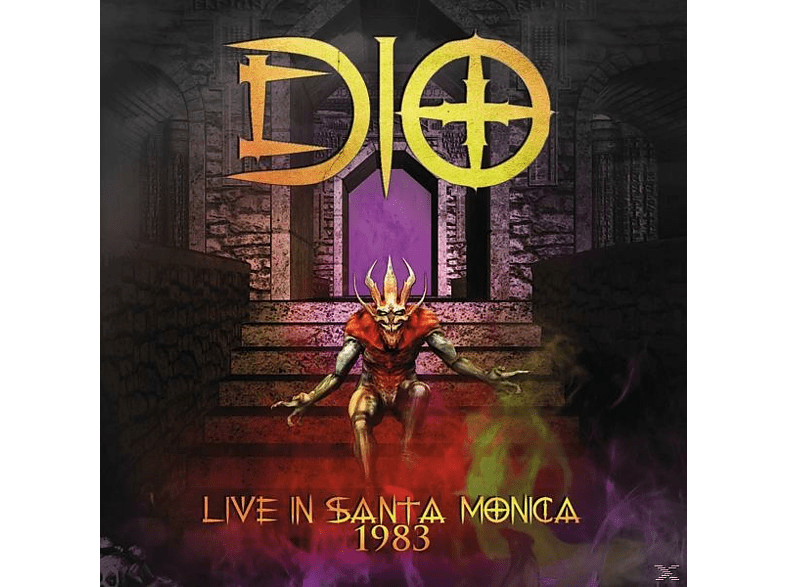 Dio - Live In Santa Monica 1983 (180 Gr.Red Vinyl) [Vinyl]