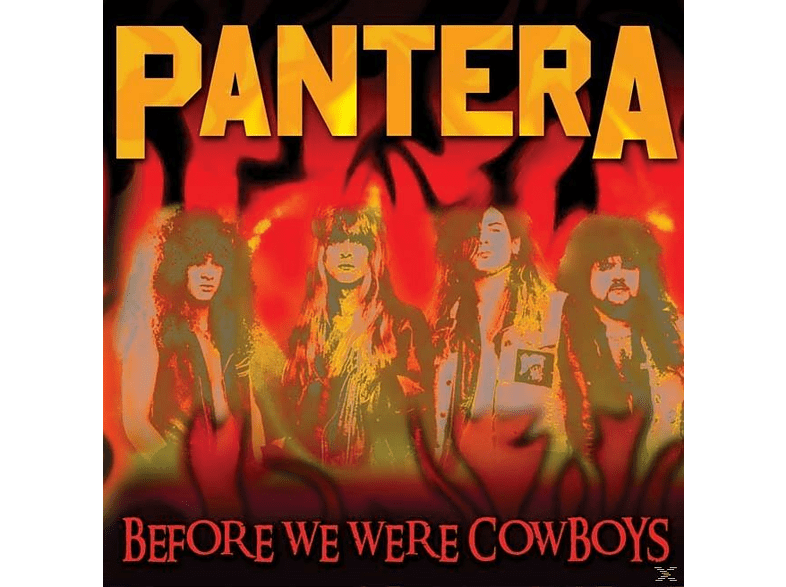Pantera - Before We Were Cowboys (Red Vinyl) [Vinyl]