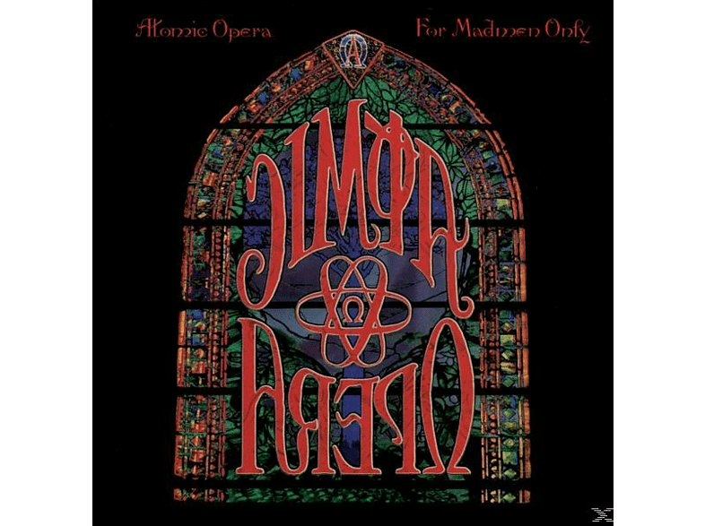 Atomic Opera - For Madmen Only (Lim.Collector's Edition) [CD]