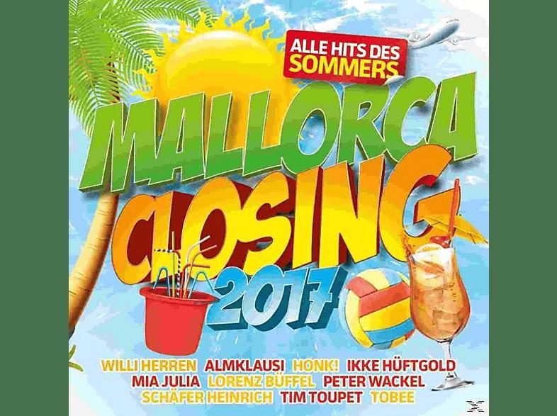 VARIOUS - Mallorca Closing 2017-Alle H [CD]