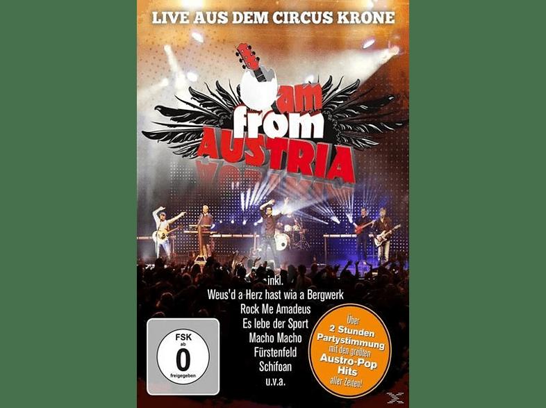 I Am From Austria - Live Aus Dem Circus Krone [DVD]