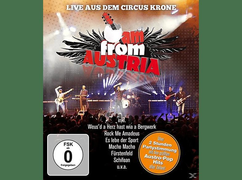 I Am From Austria - Live Aus Dem Circus Krone [Blu-ray]
