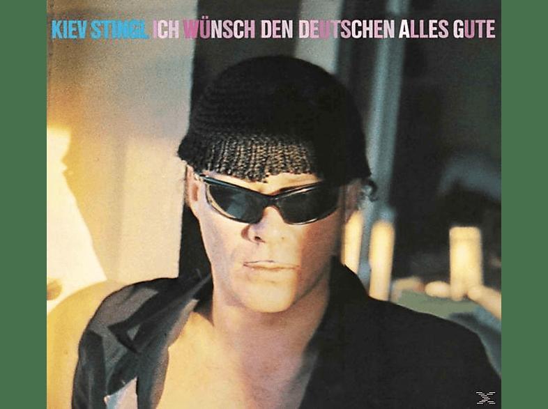 Kiev Stingl - Ich Wünsch Den Deutschen Alles Gute [CD]