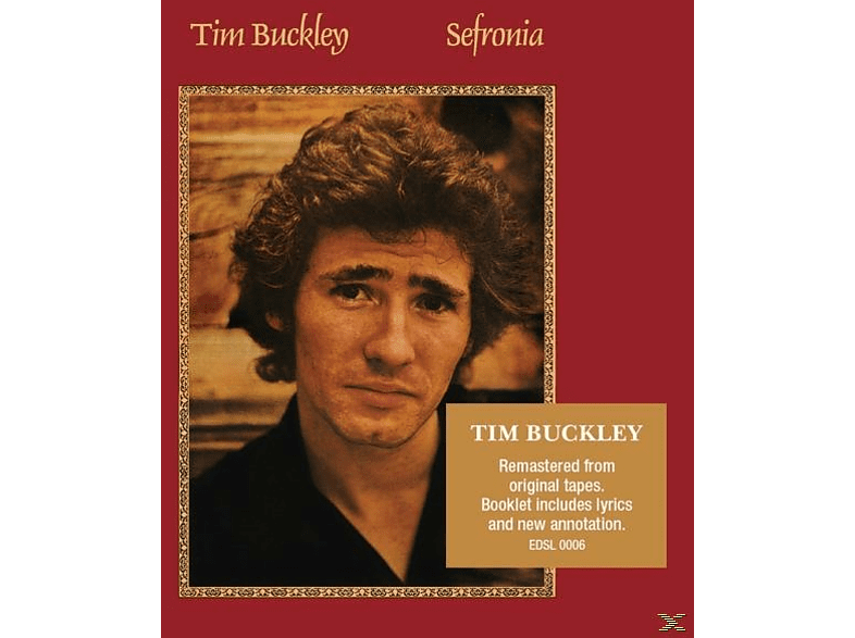Tim Buckley - Sefronia (Remaster) [CD]