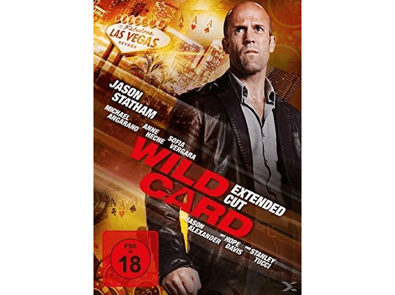 Wild Card [DVD]