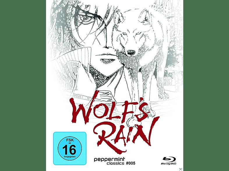 Wolf's Rain-Episoden 01-26+4 OVAs [Blu-ray]