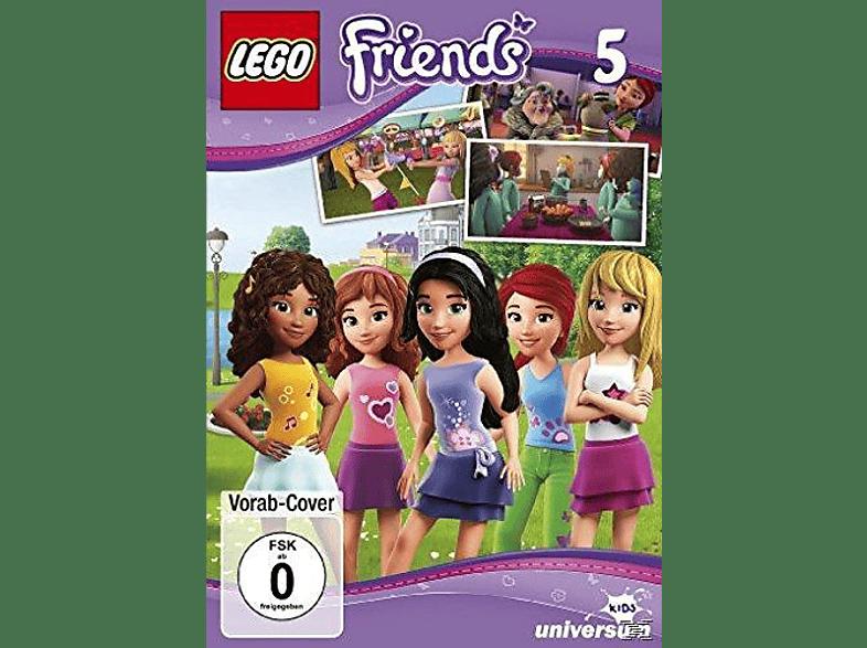 Lego Friends Season 5 (Episodes 13-16) [DVD]