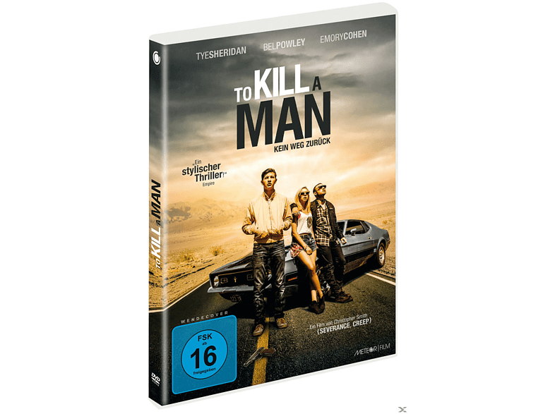 TO KILL A MAN [DVD]