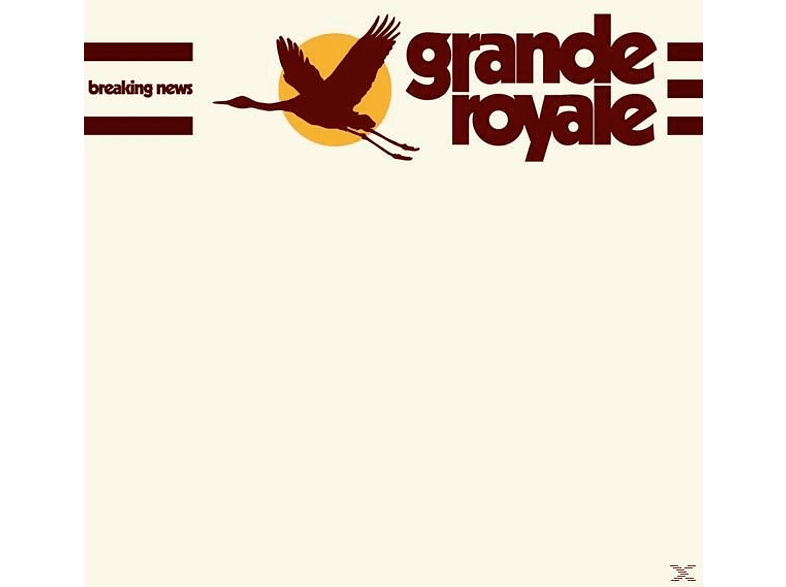 Grand Royale - Breaking News [Vinyl]