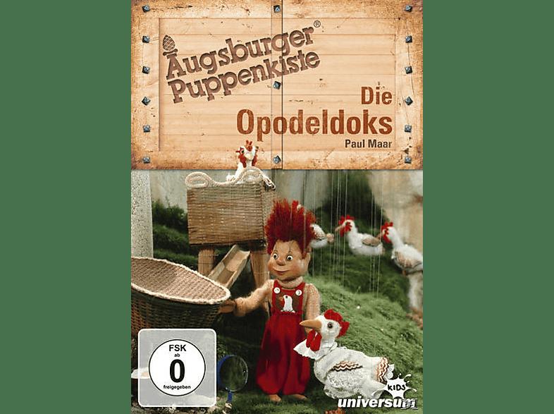 Augsburger Puppenkiste - Die Opodeldoks [DVD]