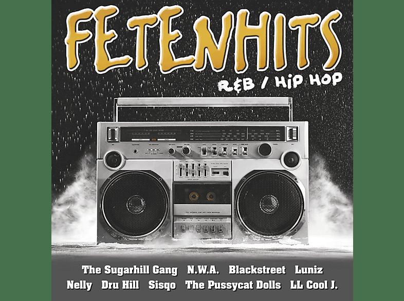 VARIOUS - Fetenhits - R&B / Hip Hop [CD]