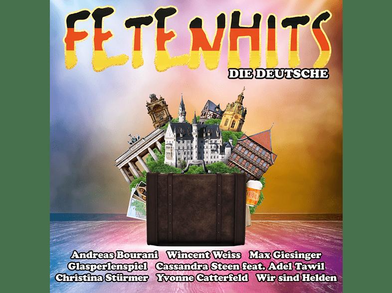 VARIOUS - Fetenhits - Die Deusche [CD]