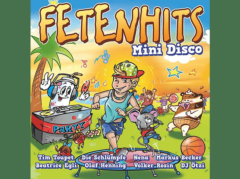 VARIOUS - Fetenhits - Mini Disco [CD]