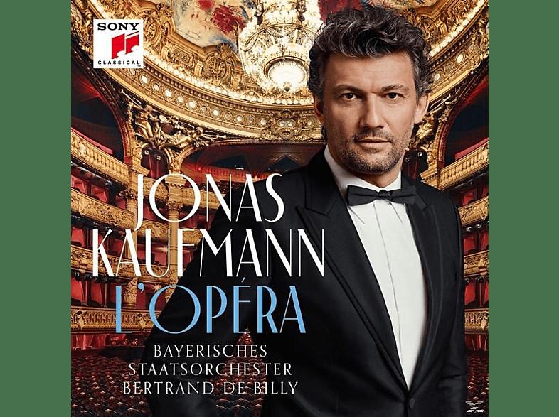 Jonas Kaufmann, Bayerisches Staatsorchester, Ludovic Tézier, Sonya Yoncheva - L'Opéra [Vinyl]