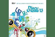 VARIOUS - Disco Giants Vol.13 [CD]
