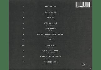 Jay Rock - 90059  - (CD)