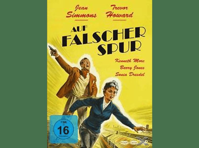 AUF FALSCHER SPUR [DVD]