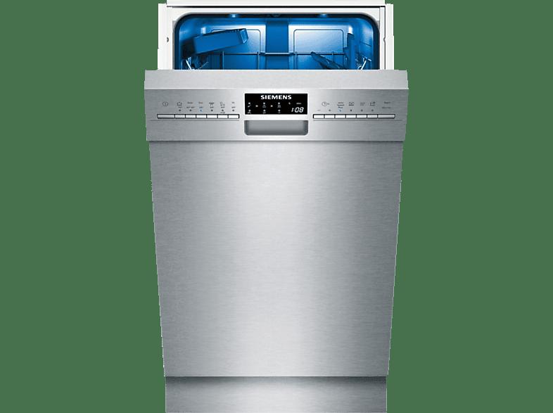 SIEMENS SR456S00PE  Geschirrspüler (teilintegrierbar, 448 mm breit, 44 dB (A), A++)