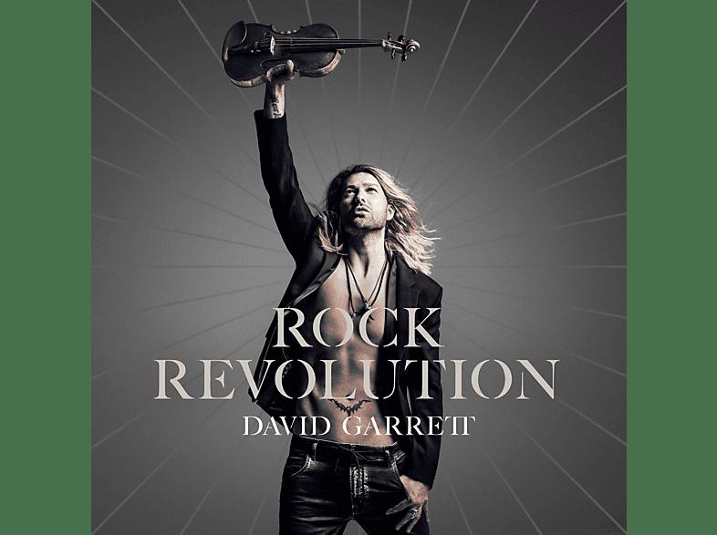 David Garrett - Rock Revolution [CD]