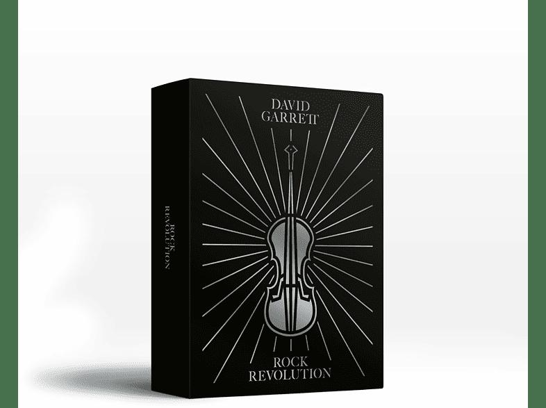 David Garrett - Rock Revolution [CD + DVD Video]